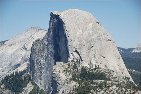 Klettersteig Yosemite : Rauchquarz